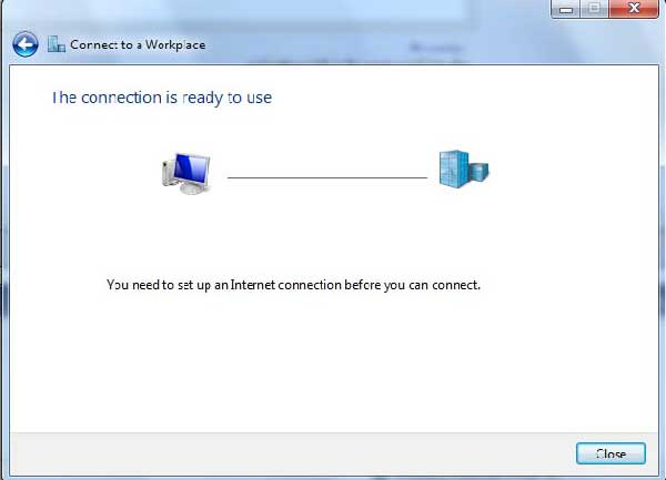 5 - How to create manual vpn connection in windows 7