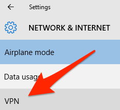 img02 - How to create manual vpn connection in windows 10